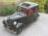"David Laviers recent (15/03/20) purchase, a June 1937 Ruby Mk2, registration 339 UXW known as ""Jane"" (Jane Austen!)"